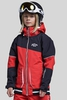 Детская горнолыжная куртка 8848 Altitude Octans 866703 красная  фото