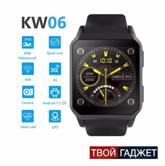 Умные часы KingWear KW06 Android