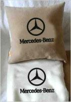 Плед в чехле с логотипом Mercedes-Benz