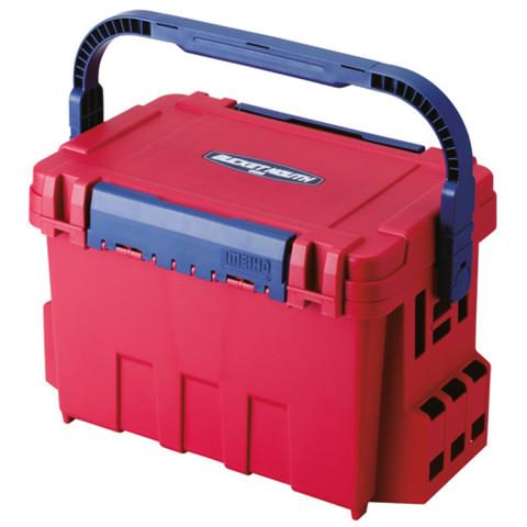 Ящик рыболовный Meiho BUCKET MOUTH BM-9000 Red
