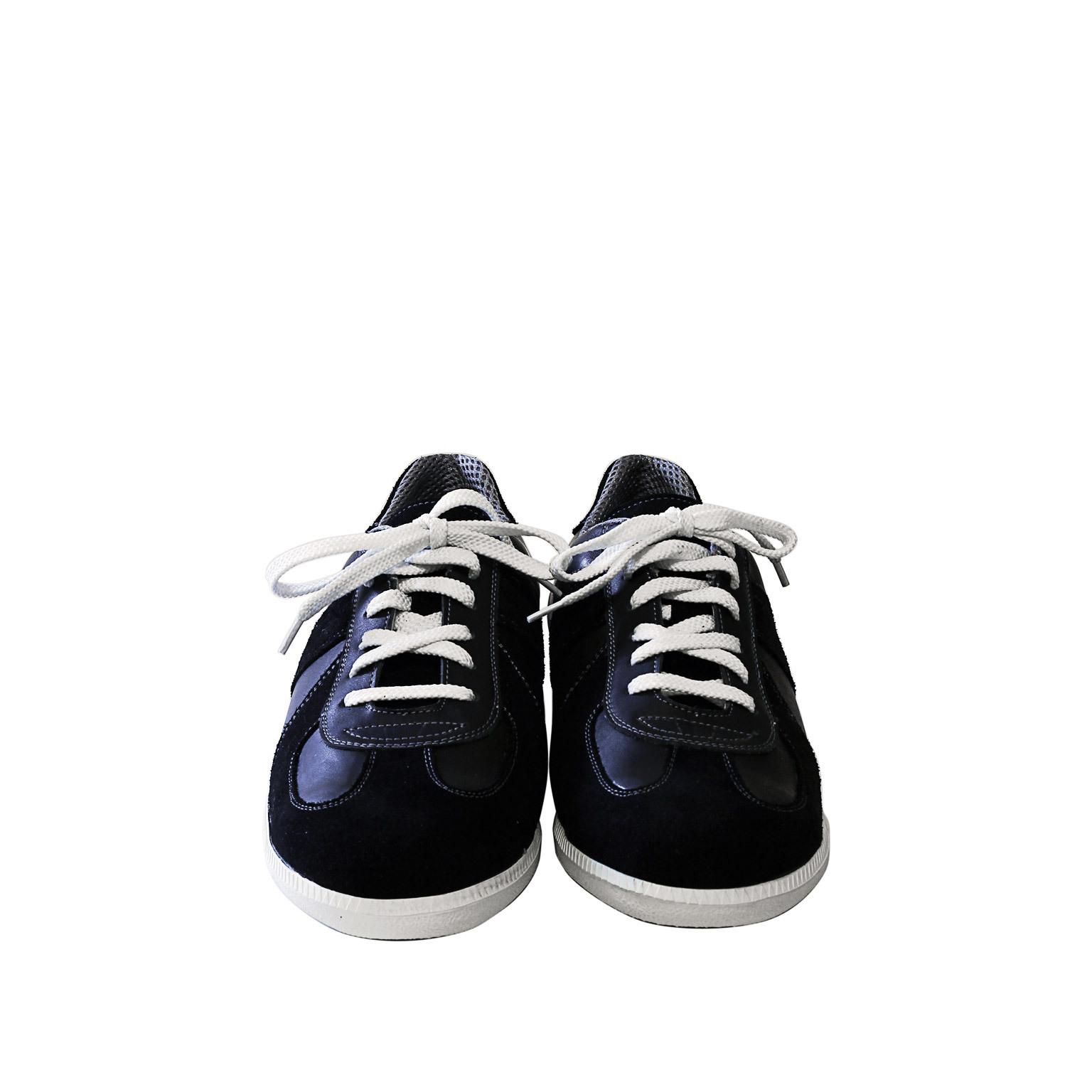 556396 черный полуботинки мужские больших размеров марки Делфино