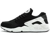 Кроссовки Мужские Nike Air Huarache Black White