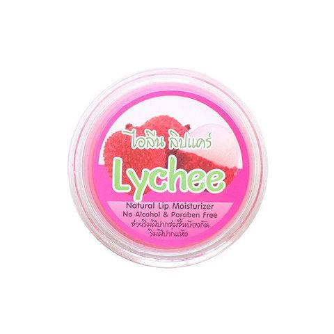 Ilene Увлажняющий блеск для губ с Личи Lychee Lip Care Balm, 10 г