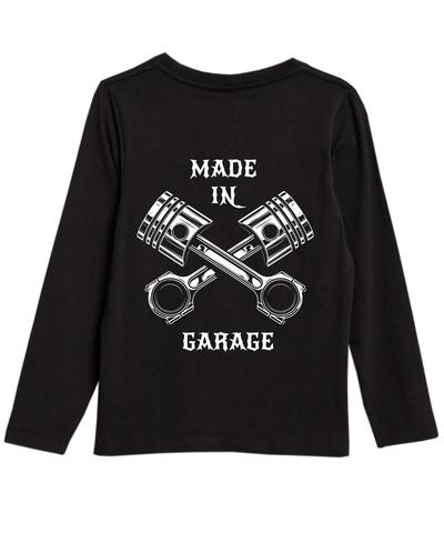 Мотокид, Лонгслив Made in Garage