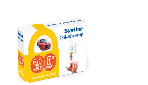 StarLine Мастер 6 - GSM+BT