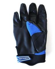 Мотоперчатки - ALPINESTARS F9 (синие)