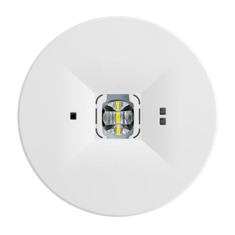 Аварийные светодиодные светильники для высоких потолков ONTEC C F1 – вид спереди