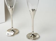 Набор бокалов свадебный 163010
