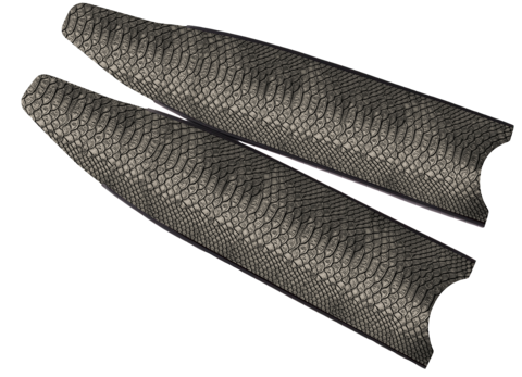 Лопасти Leaderfins Pure Carbon Reptile