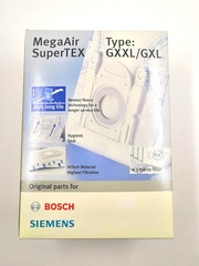 Комплект мешков + микрофильтр для пылесосов BOSCH