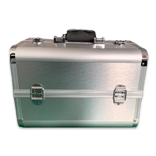 Бьюти кейсы и чемоданы Бьюти кейс для косметики CWB7350 Silver Бьюти_кейс_для_косметики_CWB7350_серебряный.png