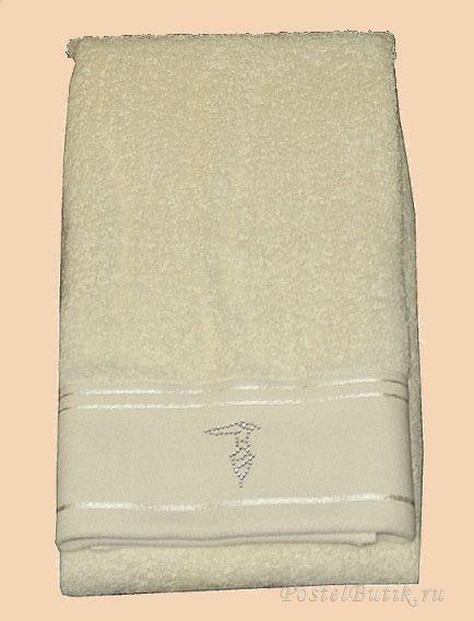 Наборы полотенец Набор полотенец 5 шт Trussardi Luxor кремовый elitnie-polotentsa-luxor-kremovie-ot-trussardi-italiya.jpg