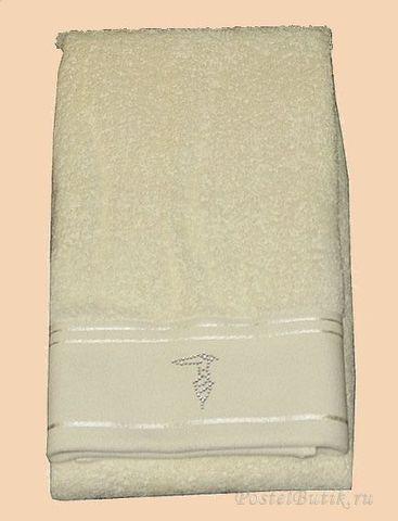 Набор полотенец 5 шт Trussardi Luxor кремовый