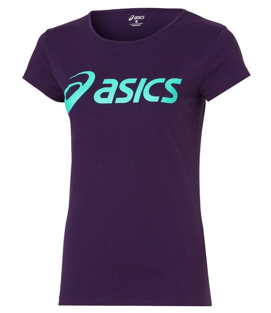 Спортивная футболка Asics Logo Tee (122863 0291) женская