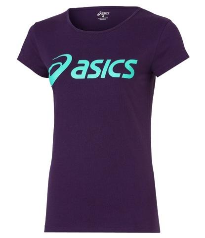 Футболка женская Asics Logo Tee (0291)