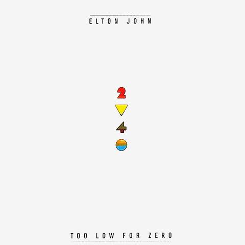 Elton John / Too Low For Zero (LP)