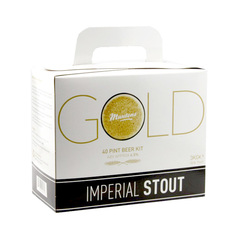 Экстракт Muntons GOLD - Imperial Stout (3 кг)