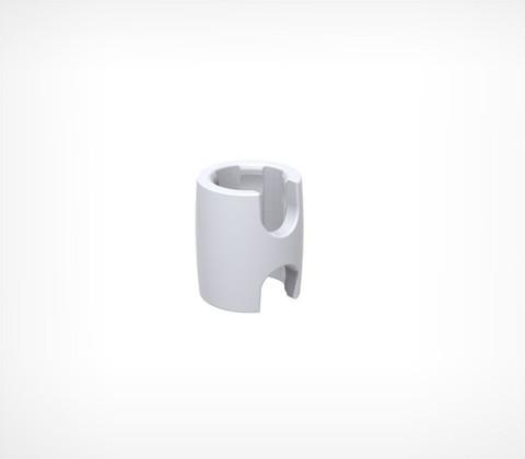 JOINT-VL  соединитель для шарнирного ценникодержателя, белый