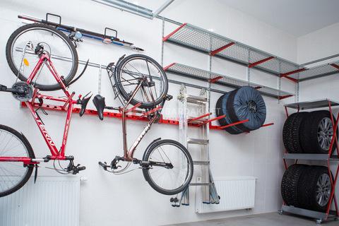 Кронштейны для хранения велосипедов (система IF)