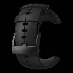 Ремешок для часов Suunto Spartan Ultra (черный силиконовый) SS022687000