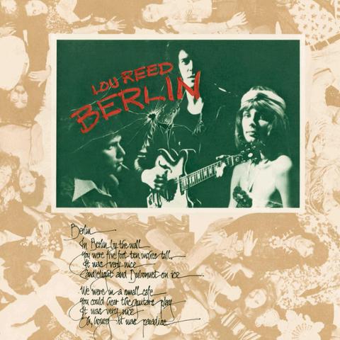 Lou Reed / Berlin (LP)