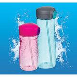 Бутылка для воды из тритана с трубочкой 520 мл, артикул 620, производитель - Sistema, фото 13