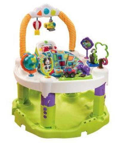Игровой центр ExerSaucer™ World Explorer