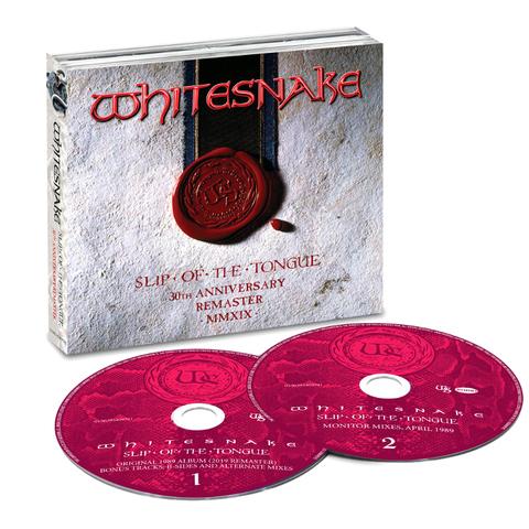 Whitesnake / Slip Of The Tongue (30th Anniversary)(Digipack Edition)(2CD)