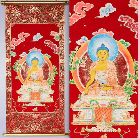 Свиток Будда