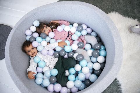 Сухой бассейн Anlipool комплект №45 250 шаров в комплекте.