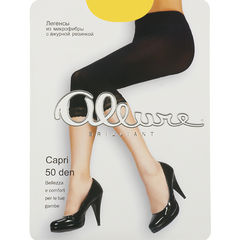 Легинсы Allure Capri (sole)