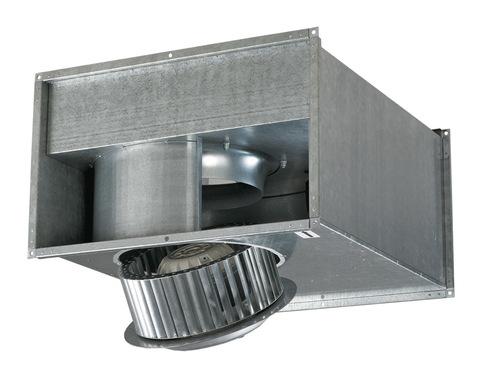 Вентилятор ВКП 100-50-6D 380В канальный, прямоугольный