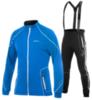 Технологичный тренировочный костюм Craft High Function ZIP синий фото