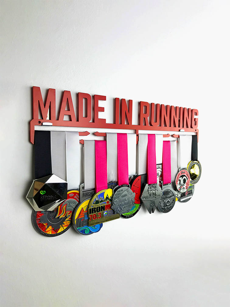Made in running (красный)