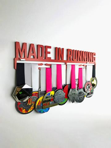 Made in running (красный)