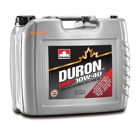DURON UHP 10W-40 моторное масло для дизельных двигателей Petro-Canada (20 литров)