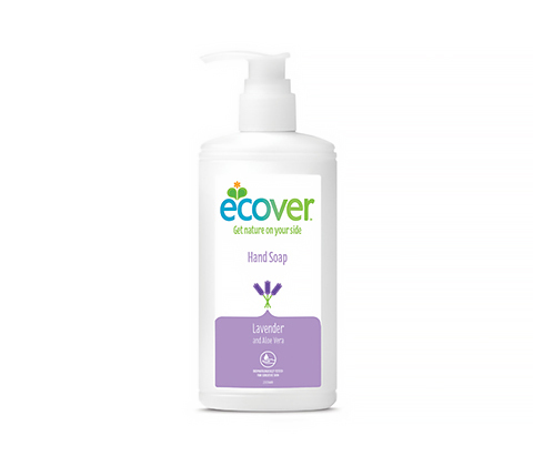 Мыло жидкое для рук, ECOVER, Лаванда, 250 мл.