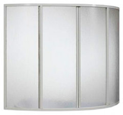 Шторка на ванну BAS Лагуна, пластик - вотер, 170 см