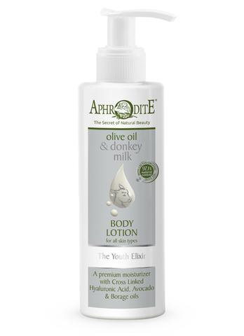 Лосьон для тела с молоком ослиц Aphrodite 200 мл