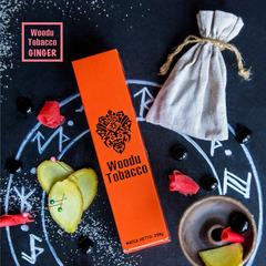 Табак Woodu 250 г Имбирь