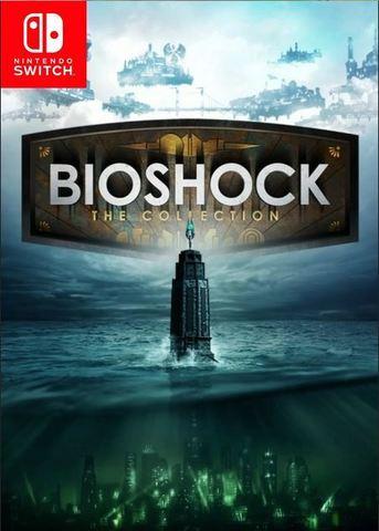 NS: BioShock: The Collection (английская версия)