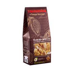 Какао-масло, натуральное, 250 гр. (Пища богов)