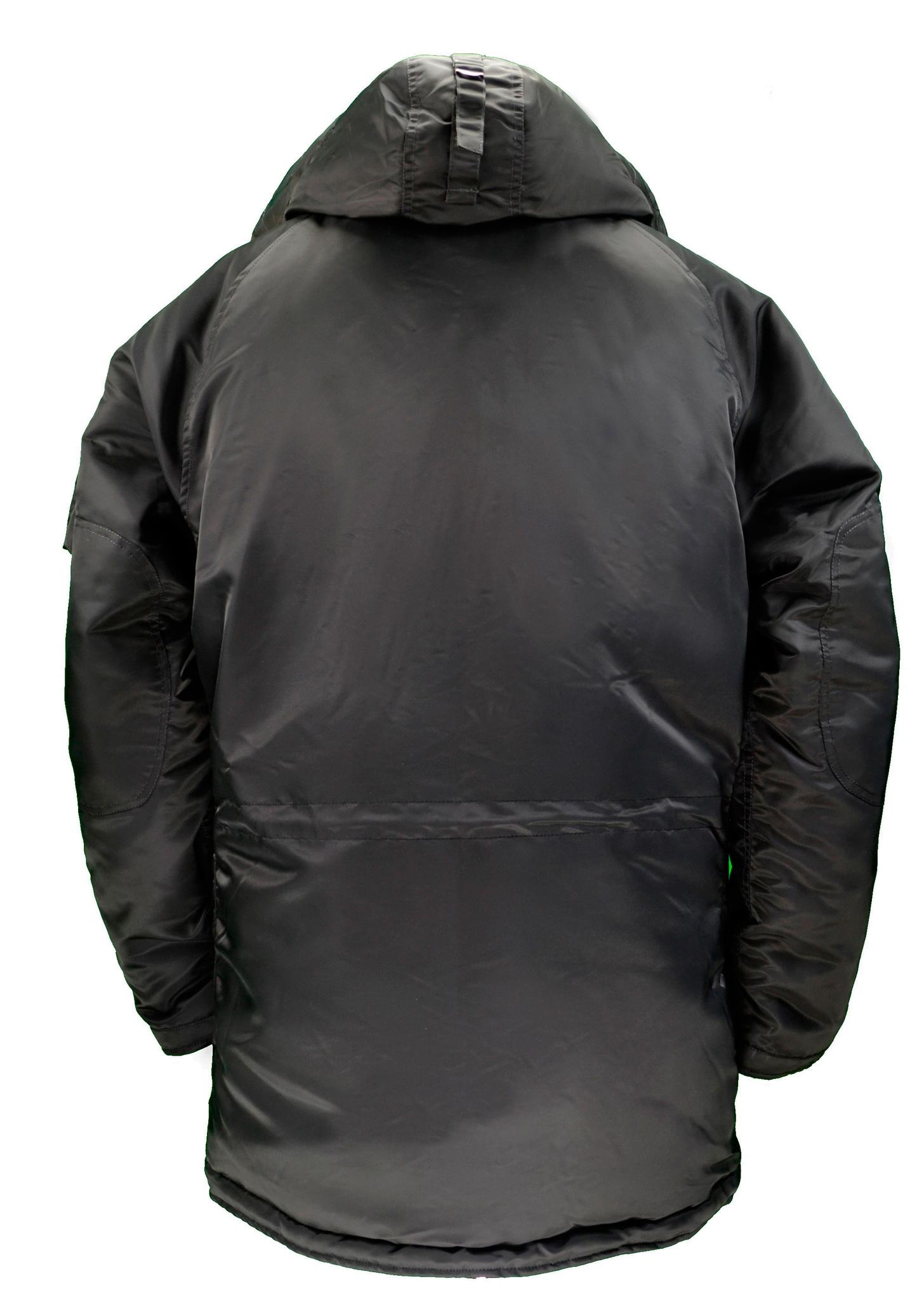 Купить куртку аляску оригинал мужская Alpha и купить аляску Nord Storm e88313f4521b7