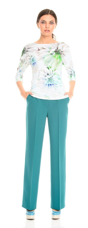 Брюки А430а-509 - Прямые широкие классические брюки со стрелками. Отличная посадка, украсит любую фигуру. Эти брюки разнообразят как повседневный, так и офисный гардероб. Брюки полностью соответствуют офисному дресс-коду.
