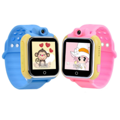 Часы GPS Smart Baby Watch Q100 (GW1000)