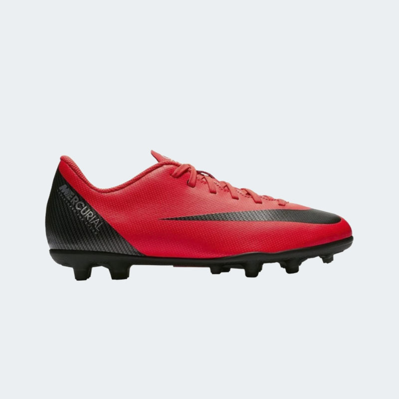 БУТСЫ ДЕТСКИЕ NIKE VAPOR 12 CLUB GS CR7 FG/MG