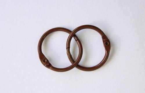 Кольца разъемные для альбомов 30 мм, 2 шт.