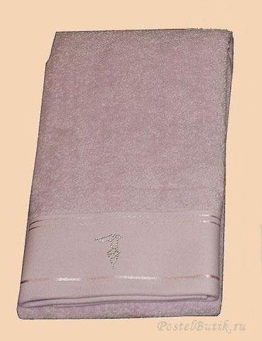 Набор полотенец 2 шт Trussardi Luxor сиреневый
