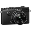 Olympus Pen-F Kit EW-M17 f/1.8 Black