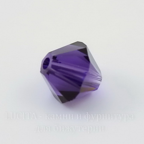 5328 Бусина - биконус Сваровски Purple Velvet 4 мм, 10 штук (large_import_files_bb_bb58b40c875011e3bb78001e676f3543_27a3841350c34a57b5363f3044b18457)